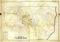 Plate 008, Morris County - Morristown - Madison - Florham Park - Chatham - Mendham - Passaic 1910